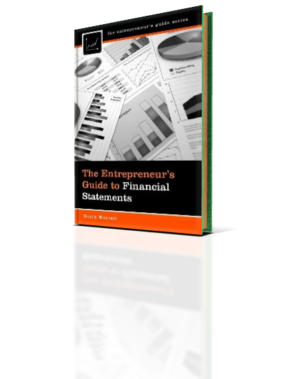 The Entrepreneur's Guide to Financial Statements is now available at Amazon