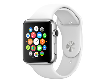 Mobile Payments - Apple Watch uses Apple Pay