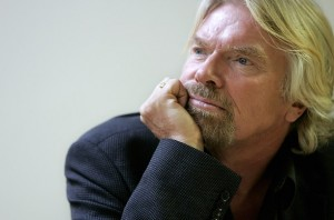 Richard Branson Builds Rock Solid Businesses