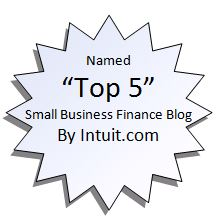 Named Top 5 Blogs by Intuit.com